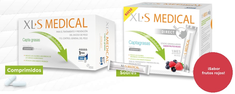 complementos dieteticos xls medical