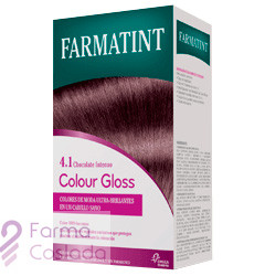 FARMATINT COLOUR GLOSS - (4.1 CHOCOLATE INTENSO )