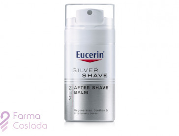 Eucerin Men Silver Shave Bálsamo After Shave - (75ml)