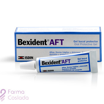 BEXIDENT AFT GEL BUCAL PROTECTOR - (5 ML )