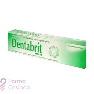 DENTABRIT FLUOR - (125 ML )