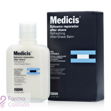MEDICIS BALSAMO REPARADOR AFTER SHAVE - (100 ML )