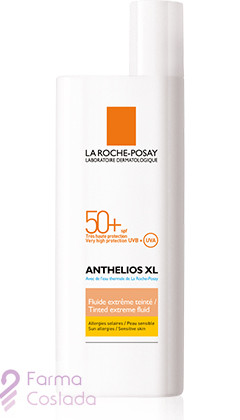 ANTHELIOS SPF- 50+ FLUIDO EXTREMO COLOR - LA ROCHE POSAY (50 ML )