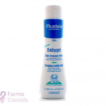 BABYGEL - MUSTELA (200 ML )