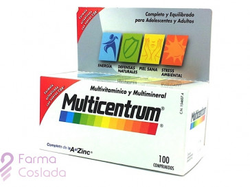 MULTICENTRUM - (100 COMP )
