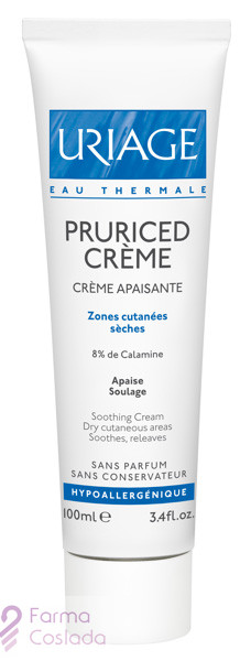PRURICED CREMA - URIAGE (100 ML )