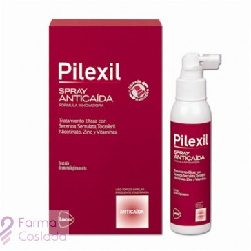 PILEXIL ANTICAIDA LOCION - (SPRAY 120 ML )