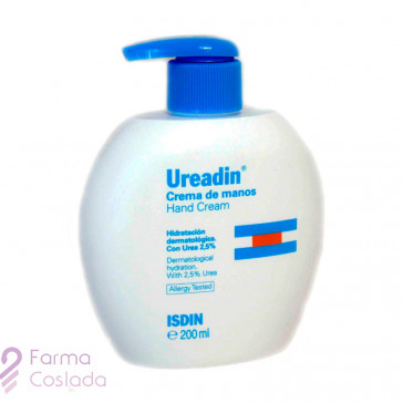 UREADIN MANOS HAND CREAM PUMP - (DOSIFICADOR 200 ML )