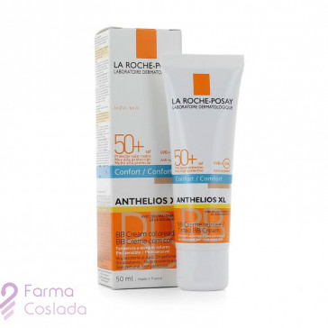 ANTHELIOS XL 50 BB CREMA COLOREADA - LA ROCHE POSAY (50 ML )