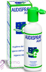 AUDISPRAY ADULT - LIMPIEZA OIDOS (50 ML )