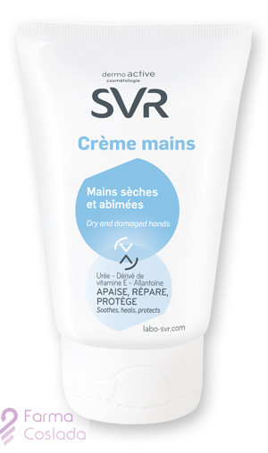 SVR LABORATOIRES CREMA DE MANOS - (50 ML )
