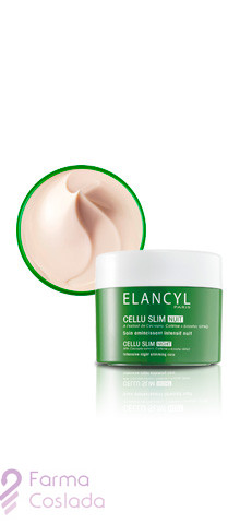 ELANCYL CELLU-SLIM ANTICELULITIS NOCHE - (250 ML )