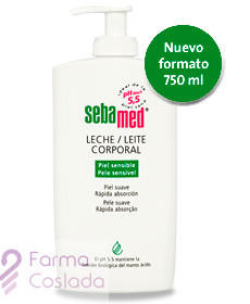SEBAMED LECHE CORPORAL - (200 ML )