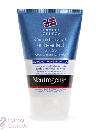 Neutrogena Crema de Manos Antiedad - (50 ML )