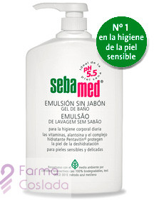 SEBAMED EMULSION - (500 ML )