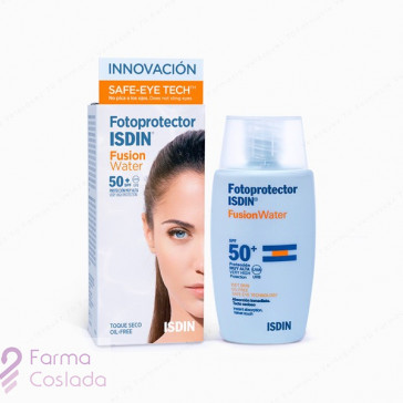 FUSION WATER SPF 50+ FOTOPROTECTOR ISDIN 50 ML