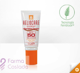 HELIOCARE COLOR GELCREMA - (BROWN 50 ML )