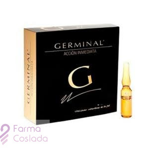 Germinal Acción Inmediata - (5 ampollas 1.5ml)