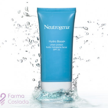 Neutrogena Hydro Boost  Urban protect- Hidratante  facial fluído FPS 25 (50mL)