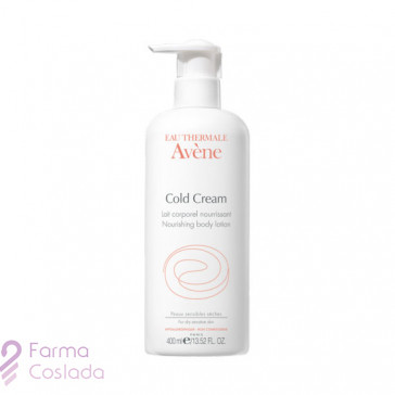 AVENE EMULSION CORPORAL AL COLD CREAM - (400 ML )