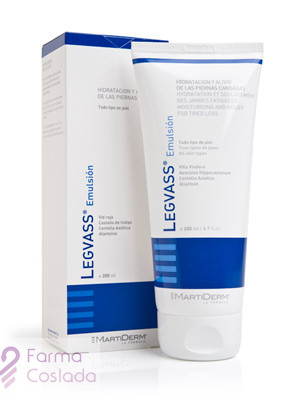 MARTIDERM LEGVASS EMULSION - (200 ML )