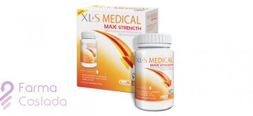 XLS MEDICAL MAX STRENGTH 120COMP.