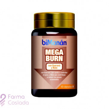 BIMANAN MEGA BURN - (60 CAPS )