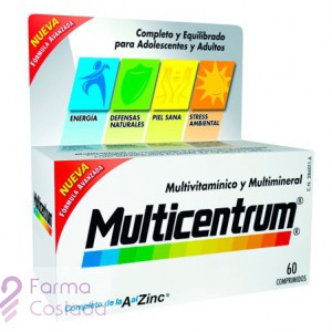 MULTICENTRUM - (60 COMP )