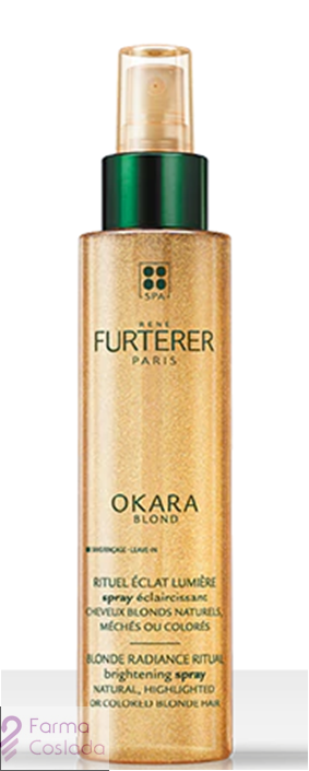 Renè Furterer- OKARA Blond Cuidado Sublimador del Cabello (150ml)