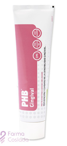 PHB GINGIVAL PASTA DENTAL ENCIAS DELICADAS - (100 ML )