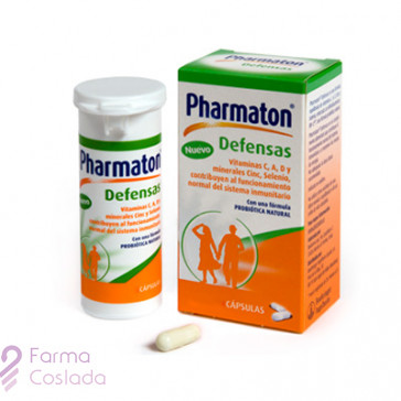 PHARMATON DEFENSAS - (14 CAPS )