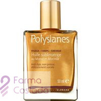 POLYSIANES ACEITE SUBLIMADOR - KLORANE (50 ML )