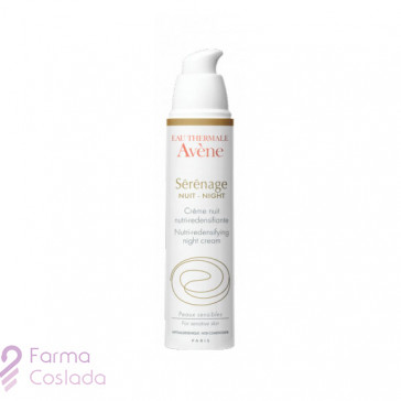 AVENE SERENAGE CREMA NOCHE - (40 ML )