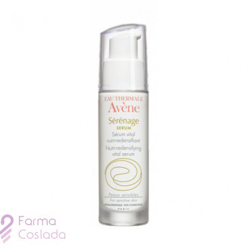AVENE SERENAGE SERUM NUTRI REDENSIFICANTE - (30 ML )