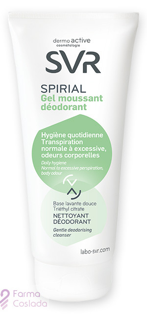 SPIRIAL GEL - SVR LABORATOIRES (200 ML )