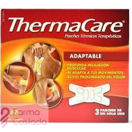 ThermaCare Adaptable- Parches Térmicos (3 Parches)