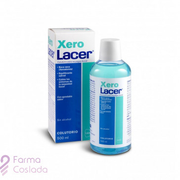 XeroLacer Colutorio - (500ml)