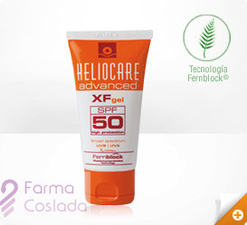 HELIOCARE XF GEL 50 - (50 ML )