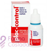 PLAC CONTROL LIQUIDO - REVELADOR PLACA DENTAL (15 ML )