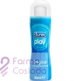 DUREX PLAY BASICO PLEASURE GEL - LUBRICANTE HIDROSOLUBLE INTIMO (50 ML )