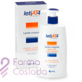 LETI AT-4 LECHE CORPORAL - (250 ML )