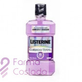 LISTERINE CUIDADO TOTAL - (500ml)