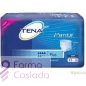 ABSORB INC ORINA NOC ANAT - TENA PANTS PLUS (T- PEQ 14 U )