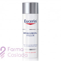 EUCERIN ANTIEDAD HYALURON-FILLER - CREMA DE DIA PARA P NORMAL Y MIXTA (50 ML )