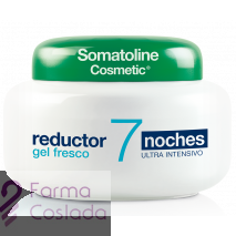 Somatoline Cosmetic Reductor Gel Fresco 7 Noches (400ml)