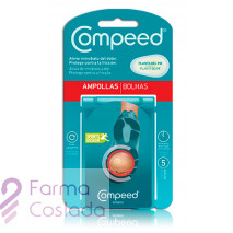 COMPEED AMPOLLAS - PLANTA DEL PIE (5 U )