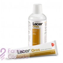 LACER OROS COLUTORIO - (500ml )