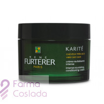 KARITE MASCARILLA REVITALIZANTE INTENSA - RENE FURTERER (200 ML )