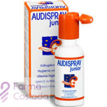 AUDISPRAY JUNIOR SOLUCION - LIMPIEZA OIDOS (25 ML )