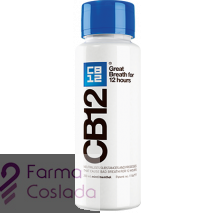 CB 12 ENJUAGUE BUCAL BUEN ALIENTO - 500ml